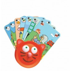 Porte-cartes - Chat - Djeco
