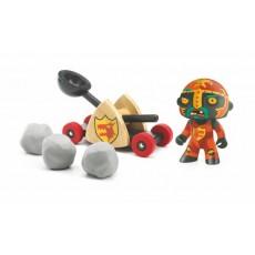 Arty Toys Chevalier Baldy & Big paf - Djeco