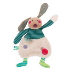Doudou lapin Jolis pas beaux - Moulin Roty