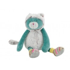 Petit chat bleu - Les pachats -  Moulin Roty