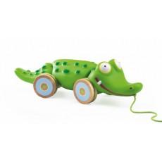 Jouet à traîner - Croc'n'roll - Djeco