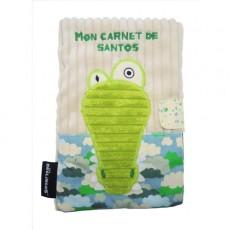 Protège carnet de santé Aligatos l'alligator - Les Déglingos