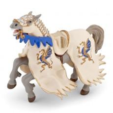 Figurine Cheval du prince des lumières - Papo