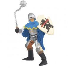 Figurine Officier à la Masse d'arme bleu - Papo