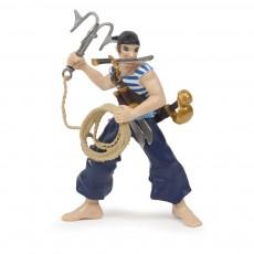 Figurine Corsaire au Grappin - Papo