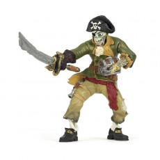 Figurine Pirate zombie - Papo