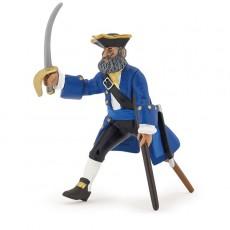 Figurine Capitaine Jambe de Bois - Papo