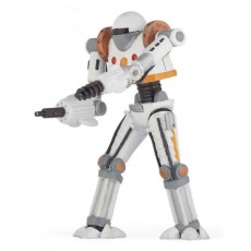 Figrine Starbot warrior - Galactic Adventures - Papo