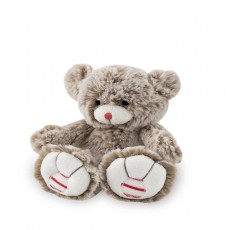 Rouge Kaloo - Peluche ours sable 19 cm - Kaloo