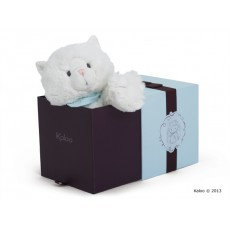 Les Amis - Peluche Coco le chaton 25 cm - Kaloo
