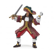 Figurine Capitaine pirate - Papo