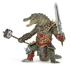 Figurine Mutant crocodile - Papo