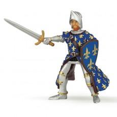 Figurine Prince Philippe Bleu - Papo