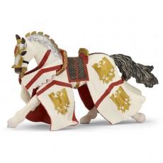 Figurine Cheval du chevalier Perceval - Papo
