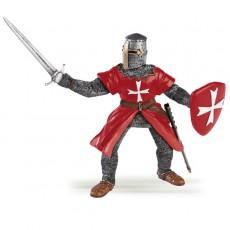 Figurine Chevalier de Malte Rouge - Papo