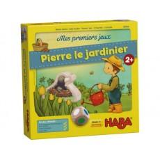 Mes premiers jeux - Pierre le jardinier - Haba