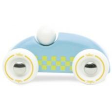 Mini rallye checkers turquoise - Vilac