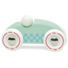 Mini rallye checkers mint - Vilac