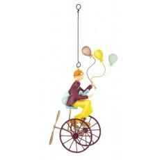 Triplé Ballons roues poupres - Les Triplés & Triplettes - L'Oiseau Bateau