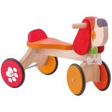 Porteur 4 roues chien Baby Doggy - Sevi