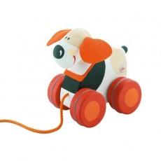 Mini jouet à traîner Chien - Sevi