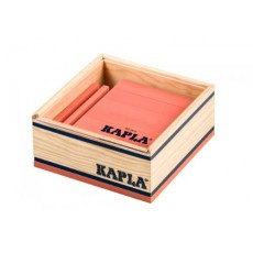 CARRE 40 Rose- Kapla