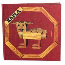 Livre volume 1 Bâtisseur en herbe - Kapla