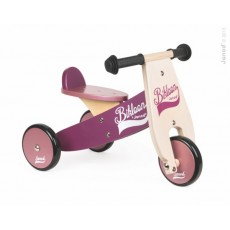 Porteur Little Bikloon Violet - Janod