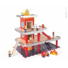 Caserne de pompiers - Janod