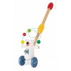 Ours jongleur à promener Zigolos - Janod
