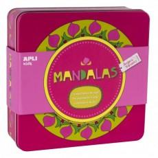 Boîte métal Mandala Angels Navarro - Apli Kids