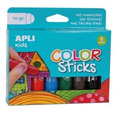 Gouache solide en stick - APLI Kids
