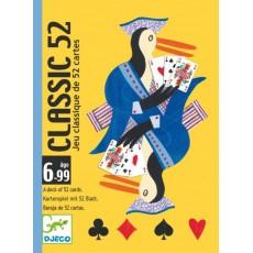 Jeu de cartes - Classic 52 - Djeco