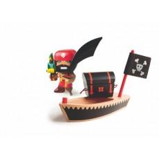 El loco - Arty Toys - Pirates - Djeco