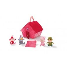 La maison du chaperon rouge - Lilliputiens
