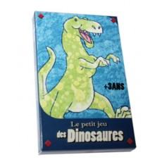 Le petit jeu des dinosaures - Jeux FK