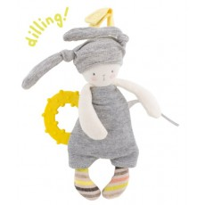 Lapin anneau dentaire Les Petits Dodos - Moulin Roty