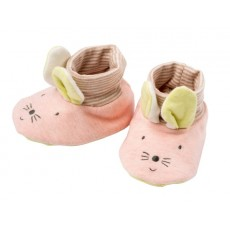 Chaussons souris Les Petits Dodos - Moulin Roty