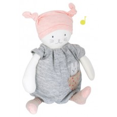 Chat musical Moon Les Petits Dodos - Moulin Roty