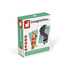 Jeu de mémoire - Imagination - Janod