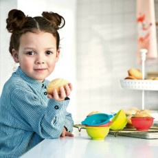 Petits moules à gâteaux - Lilliputiens