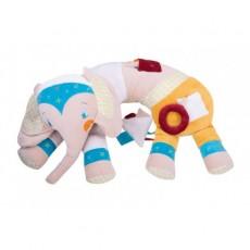 Cale bébé d'éveil Eléphant - L'Oiseau Bateau