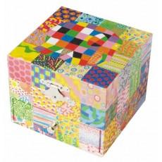 """Coffret Musique Cube Elmer """"classic""""  - Trousselier"""
