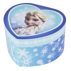 Grand Coeur Musical Elsa - La Reine des Neiges - Trousselier