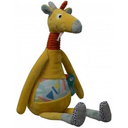 Girafe musicale Jungle Boogie - Ebulobo
