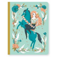 Cahier Lucille - Lovely Paper by Djeco