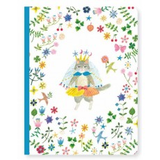 Cahier Aiko - Lovely Paper by Djeco