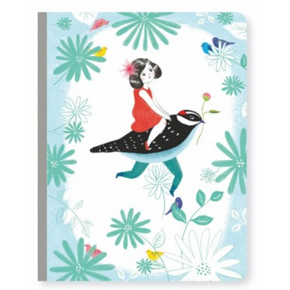 Cahier Chichi - Lovely Paper by Djeco