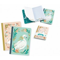 2 Petits Carnets Lucille - Lovely Paper by Djeco