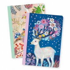 2 Petits Carnets Martyna - Lovely Paper by Djeco
